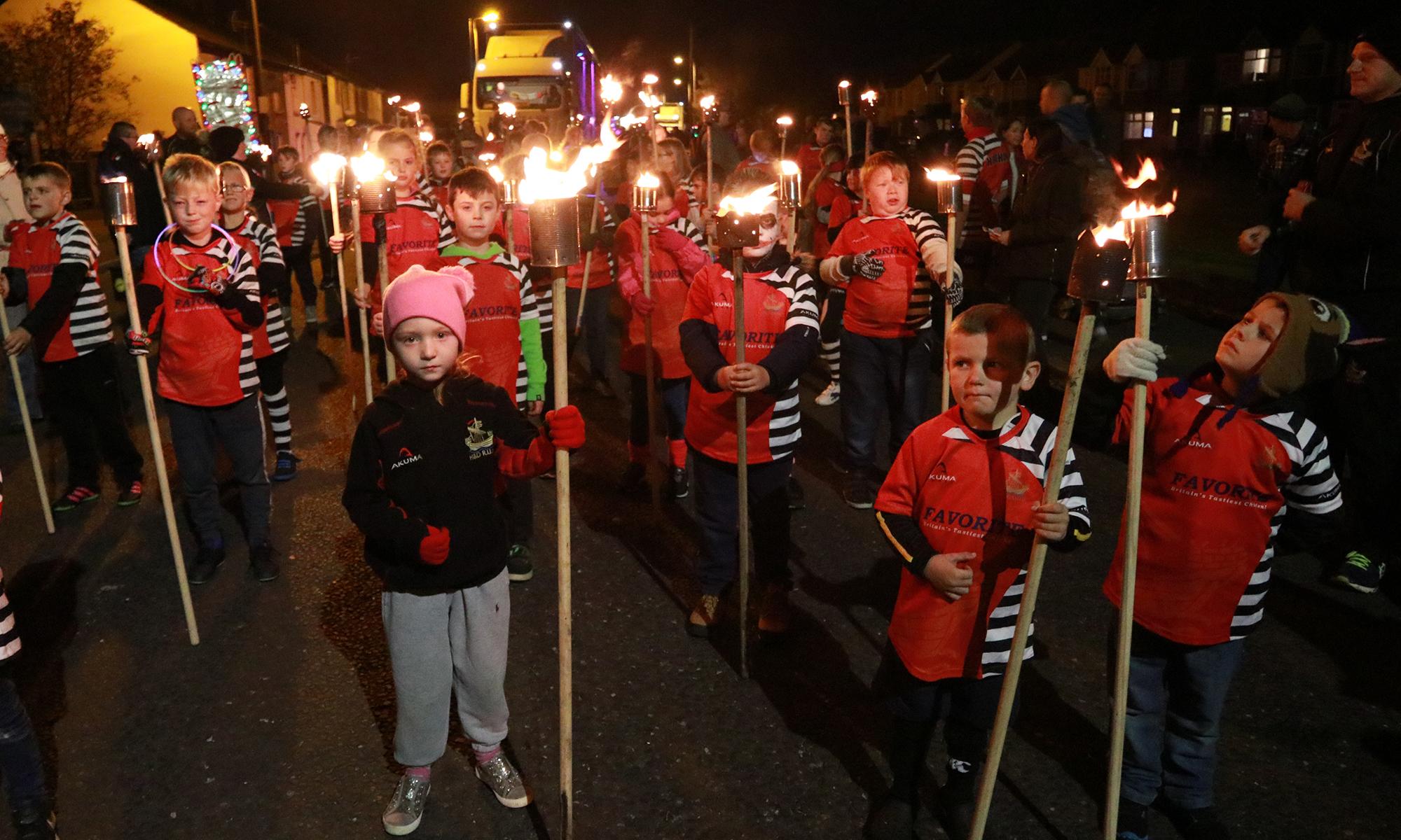 Harwich Guy Carnival